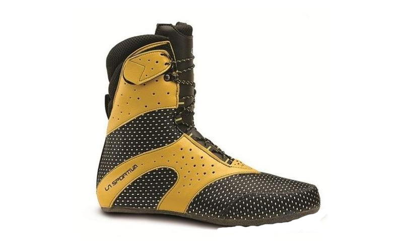 Ботинки La Sportiva Spantik grey/yellow 2