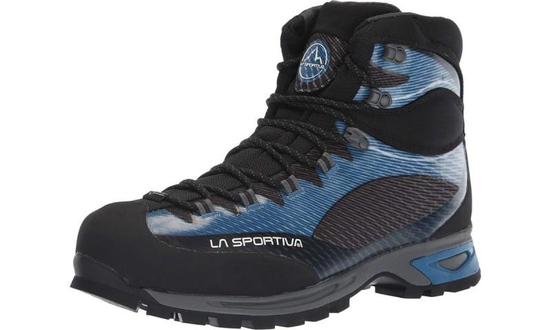 Ботинки La Sportiva Trango TRK GTX blue/carbon в интернет-магазине в Украине: цена, отзывы, продажа | Alantur